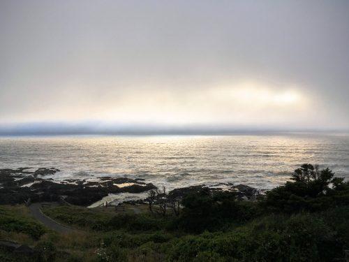 Marine Clouds, Oregon Coast