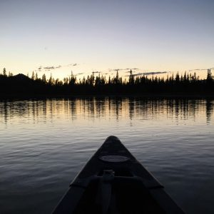 Moonlight Canoe Tour, Wanderlust Tours